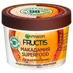 Маска Garnier Fructis Superfood Макадамія для неслухняного волосся 390мл