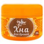 Хна порошковая Mayur для бровей коричневая 10г
