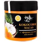 Mayur Coconut Oil with Orange Essential Oil 140ml