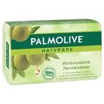 Мило Palmolive Натурель Інтенсивне зволоження з екстрактом оливи і зволожуючим молочком 90г
