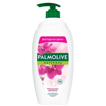 Palmolive Naturel Luxurious Softness Black Orchid and Moisturizing Milk Shower Gel 750ml