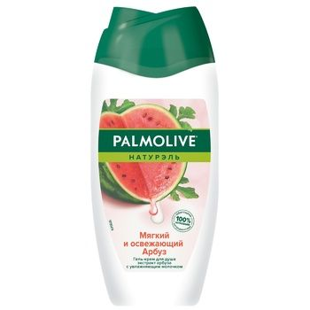 Palmolive Naturals Soft and Refreshing Watermelon Shower Gel 250ml - buy, prices for Auchan - photo 1