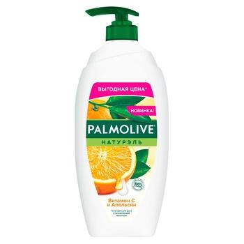 Palmolive Shower Gel with Orange Flawor 750ml