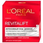 Крем для обличчя L'Oreal Paris Revitalift денний 50мл
