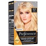 L'Oreal Paris Preference Baikal 9.13 Hair Cream-Color