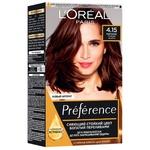 L'oreal Paris Recital Preference №4.15 Hair Dye