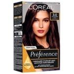 Краска для волос L'Oreal Paris Recital Preference 3 Бразилия темно-каштановый