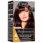 L'Oreal Paris Recital Preference 4.01 Hair Dye