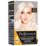 Фарба для волосся L'Oreal Paris Recital Preference 11.11 ультраблонд холодний попелястий