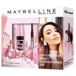 Maybelline New York Mascara + Eyebrow Pencil