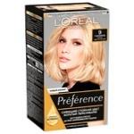 Краска для волос L'Oreal Paris Preference 9 Голливуд Очень светло-русый