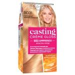 Фарба-догляд для волосся L'Oreal Paris Casting Creme Gloss 8031 Світло-русявий золотисто-попелястий без аміаку