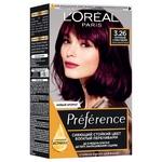 L'Oreal Paris Recital Preference 3.26 Dark Purple Hair Color