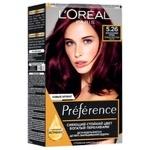 L'Oreal Paris Recital Preference 5.26 Cold Purple Chestnut Hair Color
