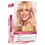 L'Oreal Excellence Creme 10.21 Cream-dye for hair light-light-brown nacreous lightening