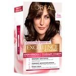 L'Oreal Paris Excellence Creme Long-lasting Hair Cream Dye 4.00 Chestnut