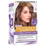 L'Oréal Paris Excellence Cool Creme Hair Color 7.11 Ultra-ash Blonde 192ml