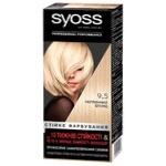Краска для волос SYOSS №9-5 жемчужный блонд