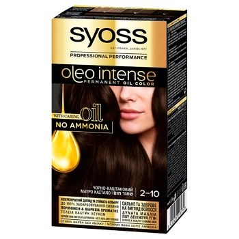 SYOSS Oleo Intense 2-10 Black Brown - buy, prices for Novus - photo 1