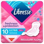 Libresse Ultra Normal Soft Deo Sanitary Pads 10pcs
