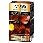 Краска для волос SYOSS Oleo Intense глянцевая бронза 5-77 без аммиака 115мл