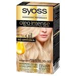 Краска для волос SYOSS Oleo Intense 10-50 дымчатый блонд без аммиака 115мл