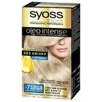 Осветлитель SYOSS Oleo Intense 12-00 Платиновый блонд экстра 132,5мл