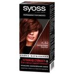 SYOSS Salonplex 4-82 Cream Hair Dye Purple chestnut