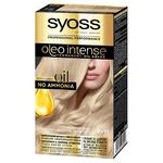 Syoss Oleo Intense 9-11 Cold Blonde Ammonia Free Hair Due 115ml