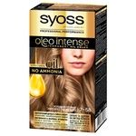 Фарба для волосся без аміаку Syoss Oleo Intense 7-58 Холодний русявий 115мл