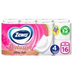 Zewa Exclusive Ultra Soft Toilet Paper 16pcs