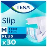 Підгузки Tena Slip Plus Medium для дорослих 30шт