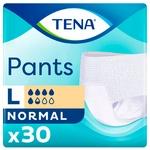 Tena Normal Large Pants for adults 5,5 drops 30pcs