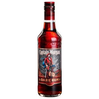 Ром Captain Morgan Dark 40% 0,5л