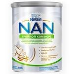 Смесь сухая молочная Nestle Nan Тройной комфорт с рождения 800г