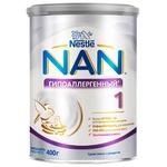 Смесь сухая Nestle Nan Гипоаллергенный 1 Optipro с рождения 400г