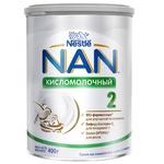 Суміш суха кисломолочна Nestle Nan Кисломолочний 2  для дітей з 6 місяців 400г