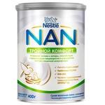 Суміш суха молочна Nestle Nan Потрійний комфорт з народження 400г
