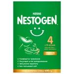 Суміш молочна Nestle Nestogen L. Reuteri 4 з лактобактеріями для дітей з 18 місяців суха 600г