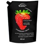 Жидкое мыло Вкусные Секреты Energy of Vitamins Клубника 450мл