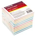 Папір Delta Mix для нотаток кольоровий 9x9x8см