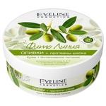 Крем для тела Eveline фито линия оливки+протеины шелка 210мл