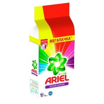Ariel Color Laundry Detergent Powder 9kg - buy, prices for Novus - photo 8