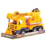 Polesie Prestige Crane Truck Toy