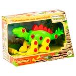 Polesie Stegosaurus Dinosaur Constructor 35 Elements