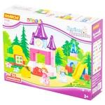 Polesie Maxi Merry Princess Construction Set 70elements