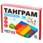 Igroteco Tangram Wooden Puzzle 8 parts