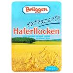 Хлопья овсяные Bruggen Супер нежные из цельного зерна 500г