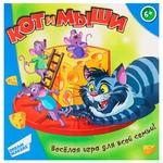 Игра настольная Dream Makers Кот и мыши