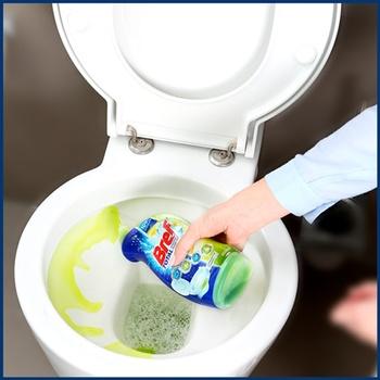 Toilet Gel Bref 700ml Lemon - buy, prices for CityMarket - photo 3